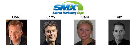 understanding searcher needs at SMX panel profile photos