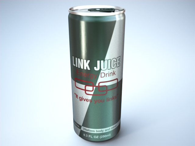 Link Juice Aids Website Design